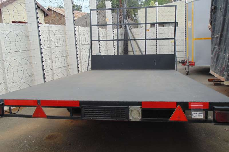 2011 Accessories Trailers