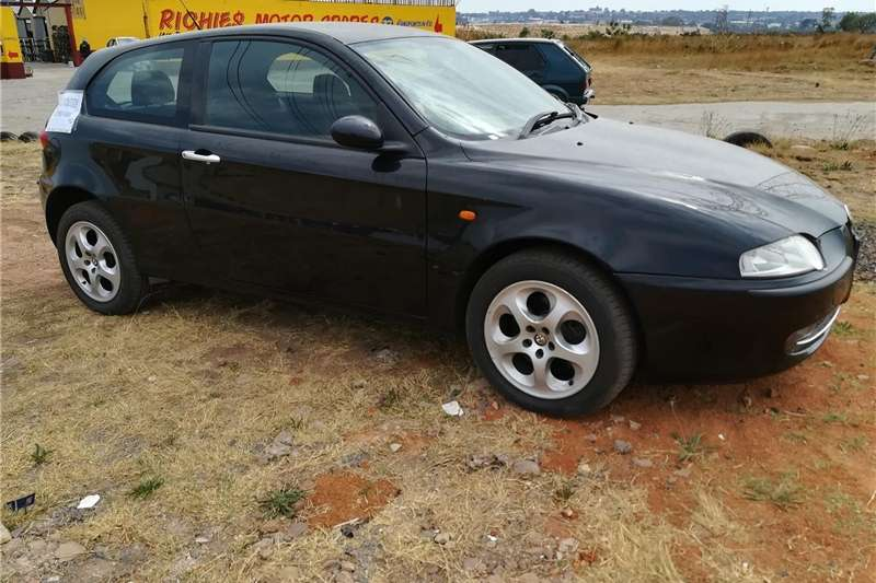 Alfa Romeo Door Distinctive Cars For Sale In Gauteng - Alfa romeo 147 for sale