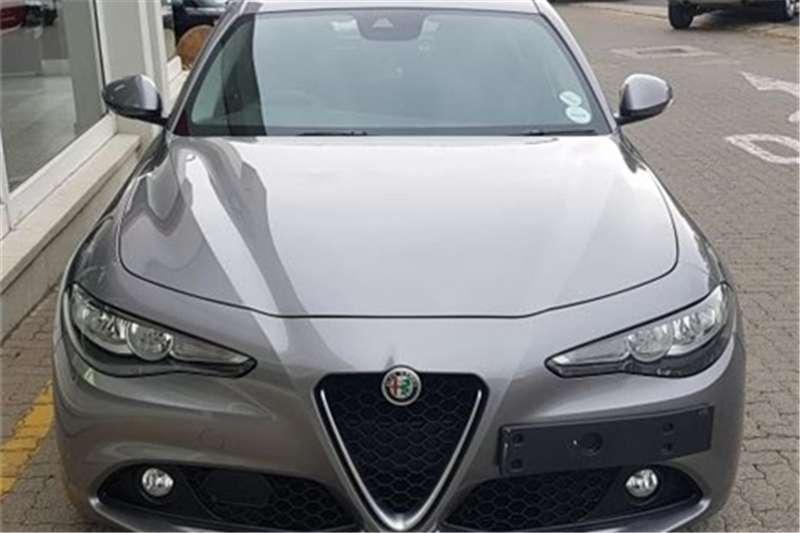 Alfa Romeo Giulia 2.0T 2017