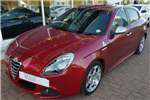 Alfa Romeo Giulietta 1750TBi Quadrifoglio Verde 2011
