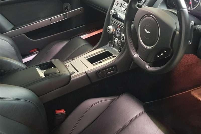 Aston Martin DB9 Volante auto 2012