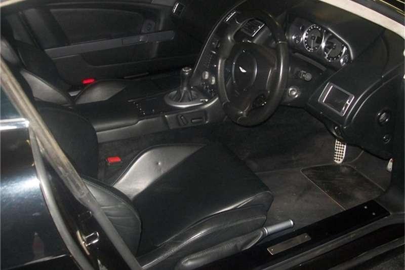 Aston Martin Vantage Coupe 2006