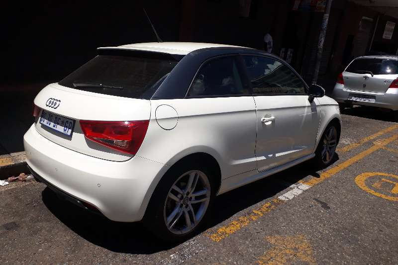 audi a1 1 4t attraction auto for sale in gauteng auto mart. Black Bedroom Furniture Sets. Home Design Ideas