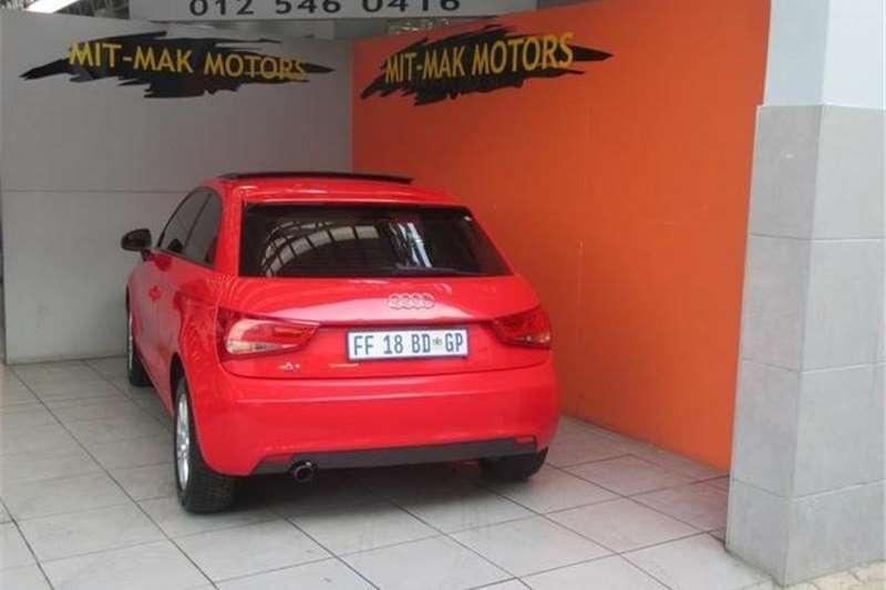 Audi A1 3 Door 1.2T Attraction 2011