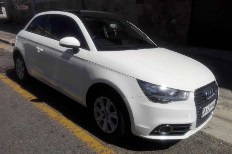 Audi A1 3 door 1.4TFSI SE auto 2012