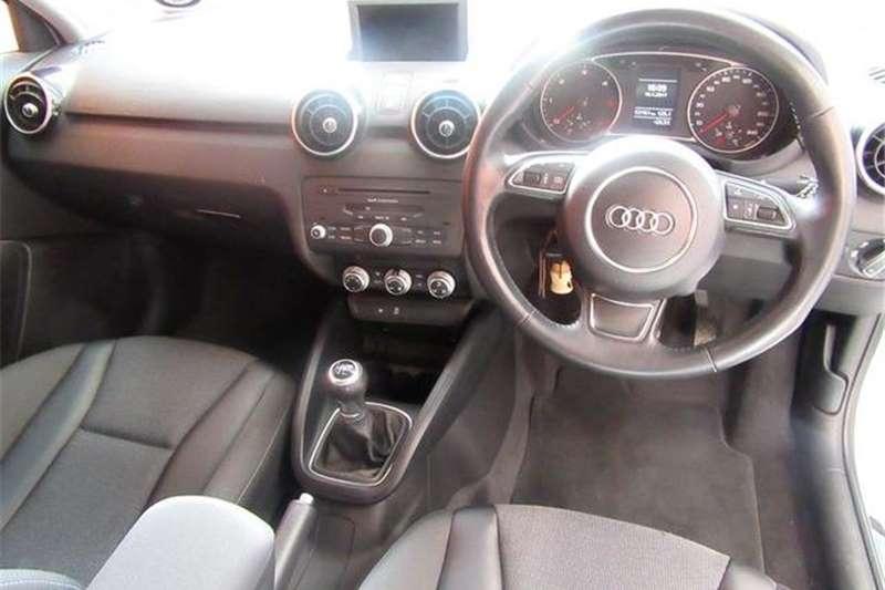 Audi A1 3 Door 1.6 TDI Ambition 2012