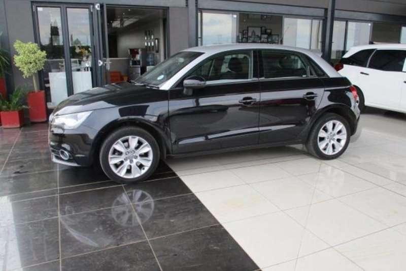 2014 Audi A1