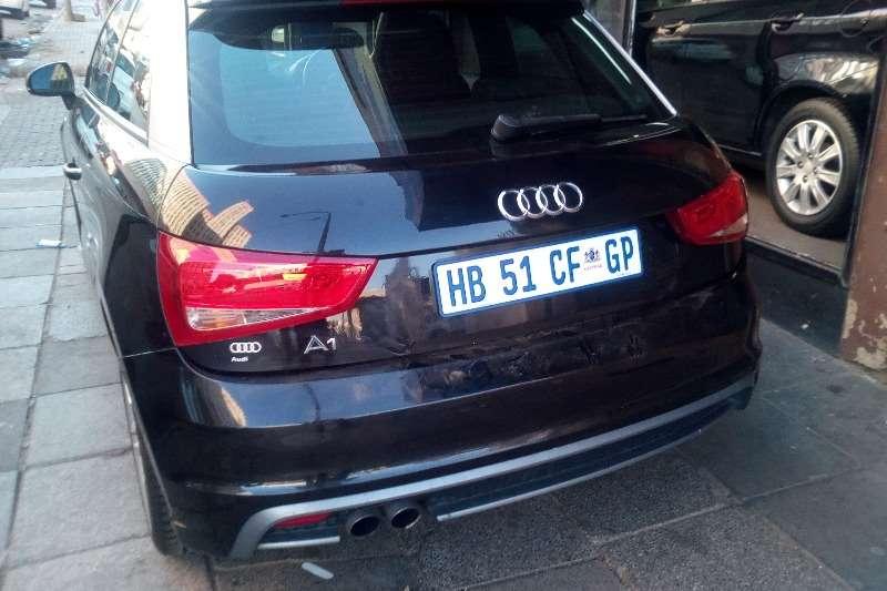 2013 Audi A1 1.4T Ambition