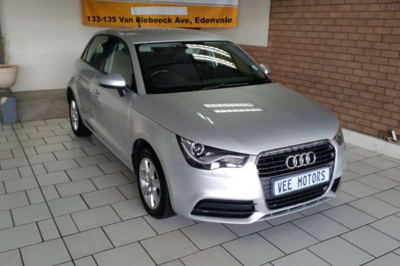 2013 Audi A1 Sportback 1.2T Attraction