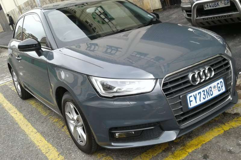 2017 Audi A1 1.2T Attraction