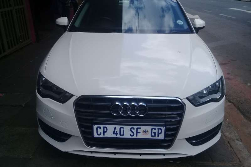 Audi A3 1.4T Attraction auto 2013