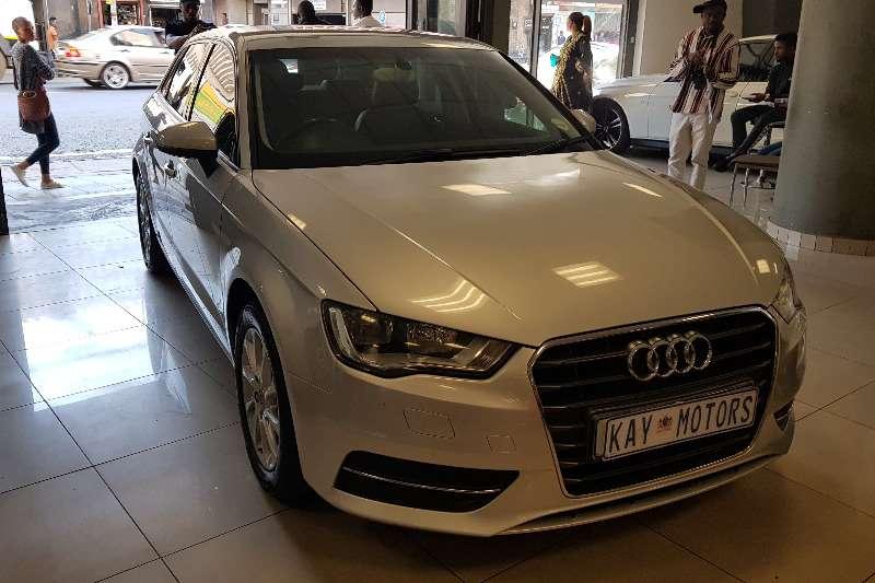 Audi A3 1.4T S auto 2015