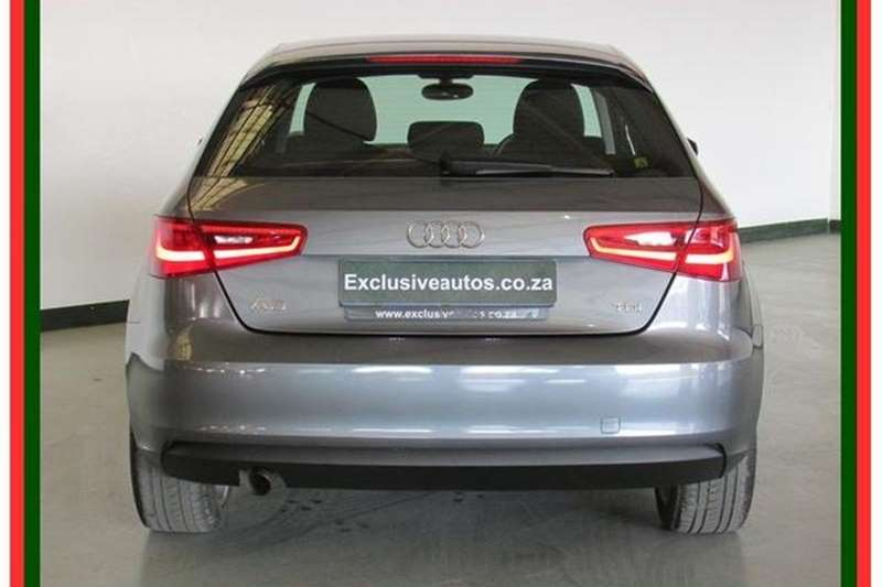 Audi A3 1.6TDI S 2013
