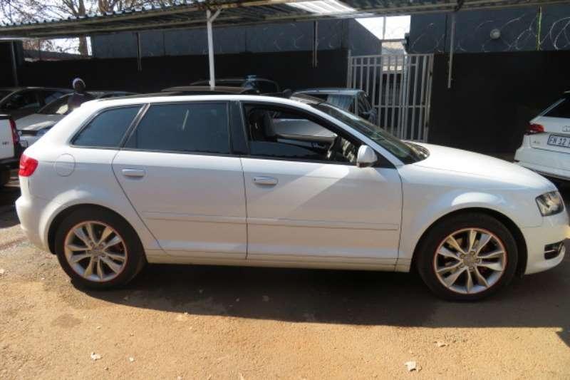Audi A3 1.8T 2012