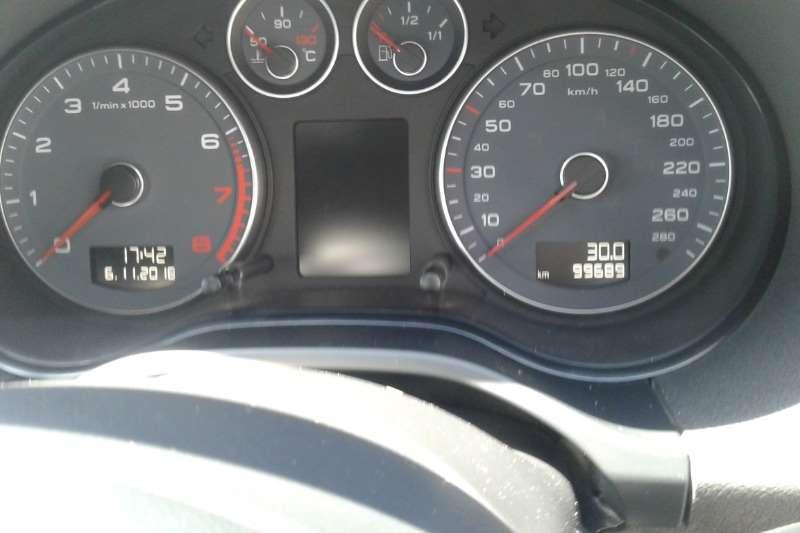 Audi A3 1.8T Ambition 0