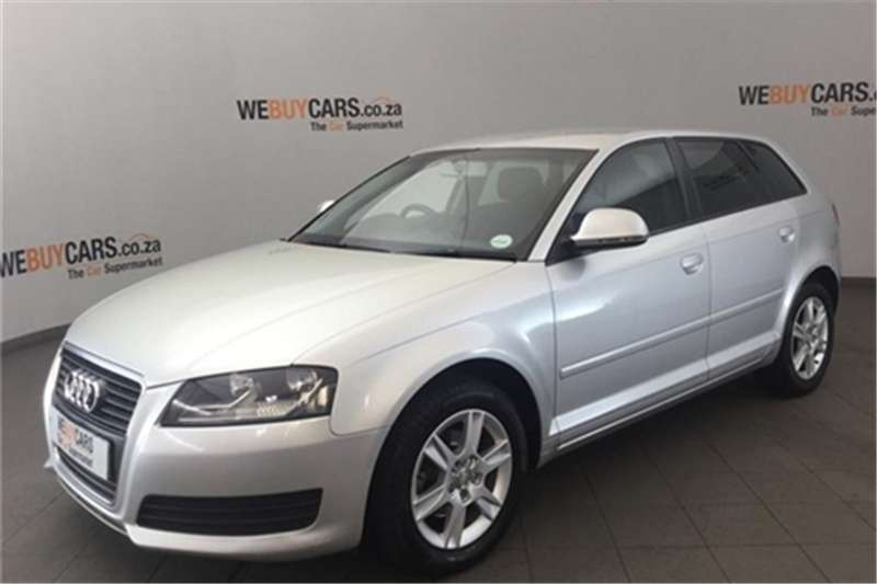 Audi A3 1.9TDI Attraction 2010