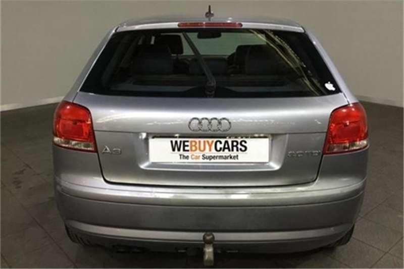 Audi A3 2.0TDI Ambition 2003