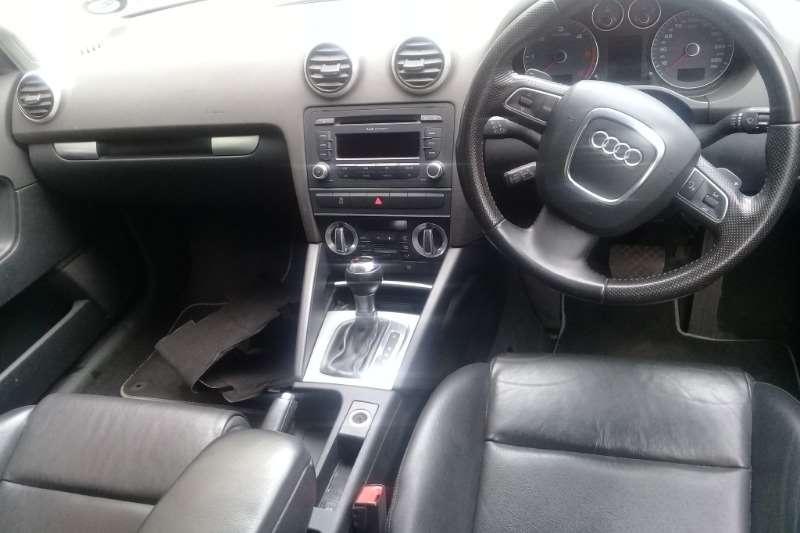 Audi A3 2.0TDI auto 2011