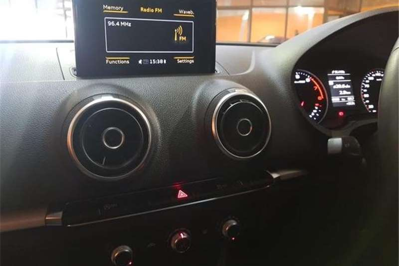 Audi A3 3 Door 1.4TFSI S 2015