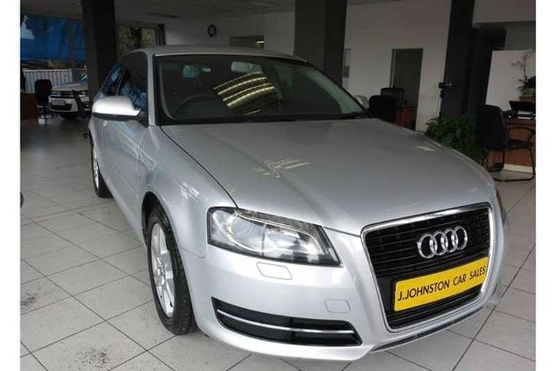 Audi A3 3-Door 1.6 TDI Attraction 2011