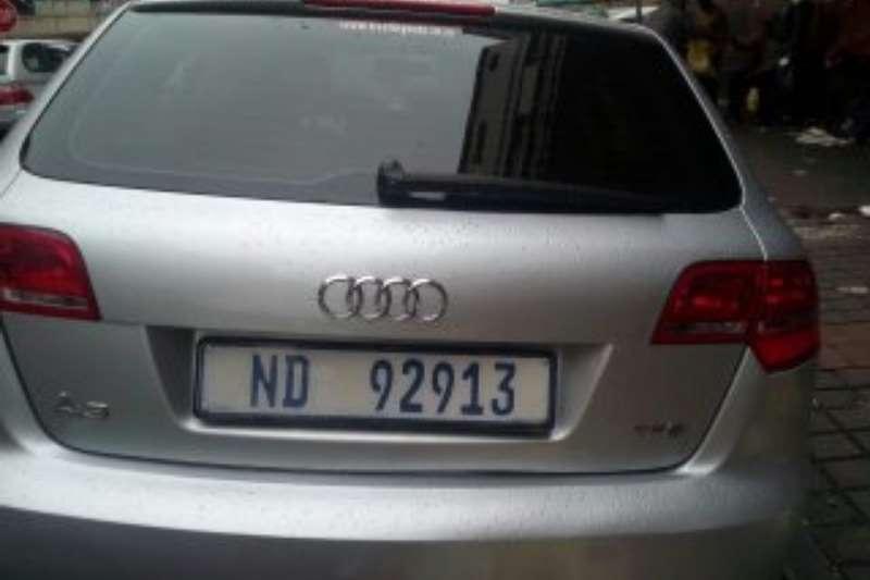 Audi A3 cabriolet 2.0TFSI 2012