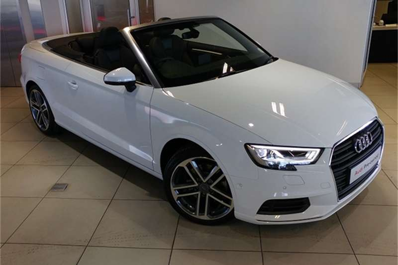 Audi A A Cabriolet TFSI Cars For Sale In Gauteng R - Convertible cars audi