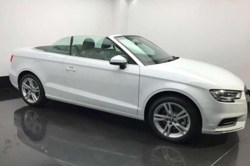 2019 Audi A3 cabriolet A3 2.0T FSI STRONIC CABRIOLET