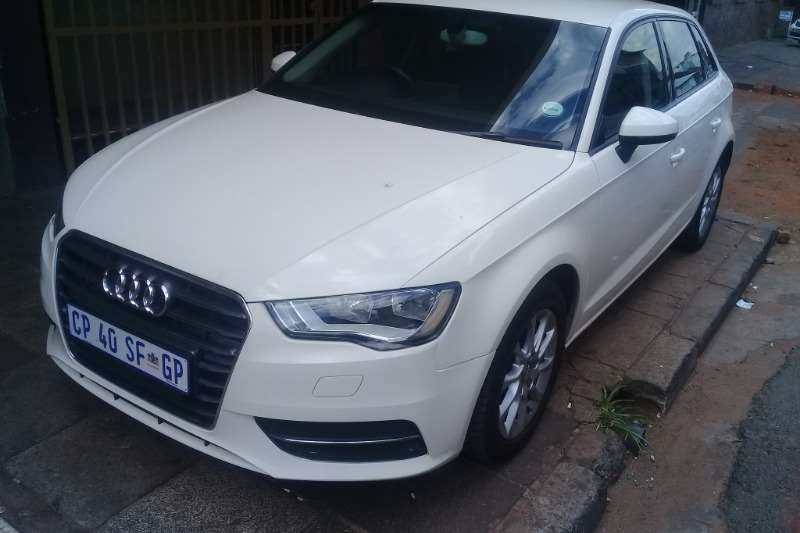 2013 Audi A3 1.4T Attraction auto