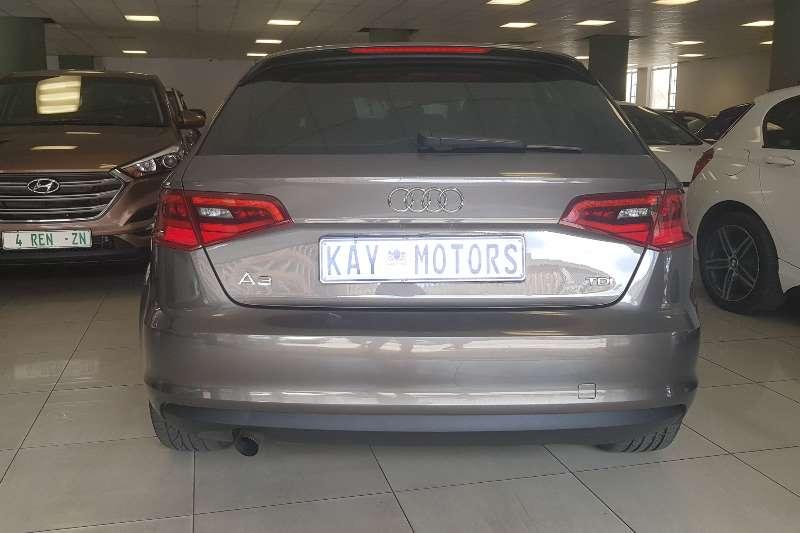 2015 Audi A3 1.6TDI S