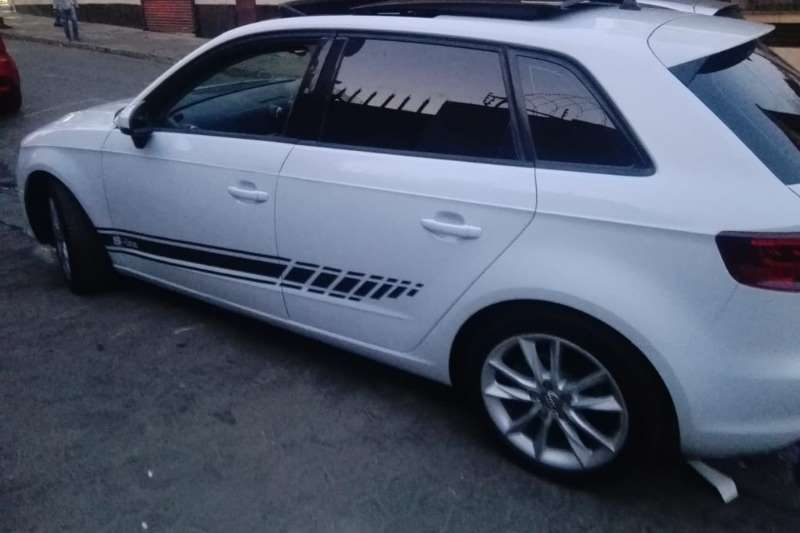 2014 Audi A3 1.4T Attraction