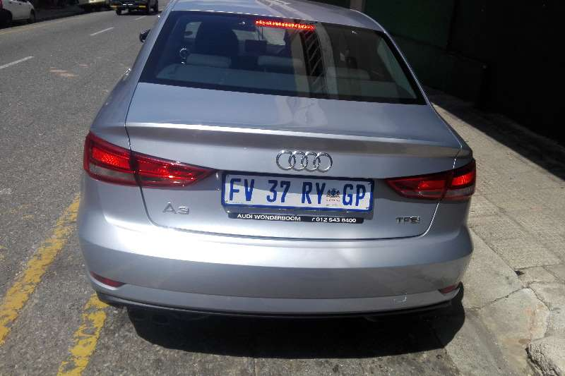 2017 Audi A3 2.0 Attraction tiptronic