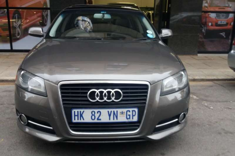 2012 Audi A3 2.0 Attraction