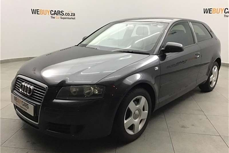2006 Audi A3 2.0 Attraction