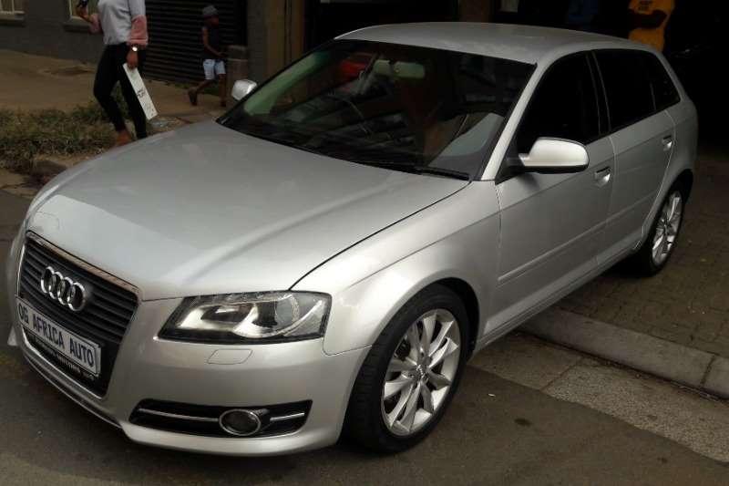 2011 Audi A3 1.2T S