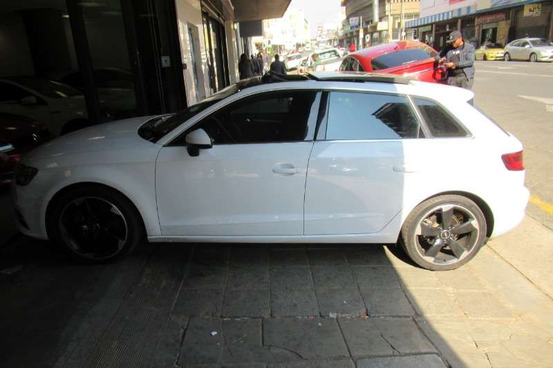 2016 Audi A3 1.8T Ambition auto