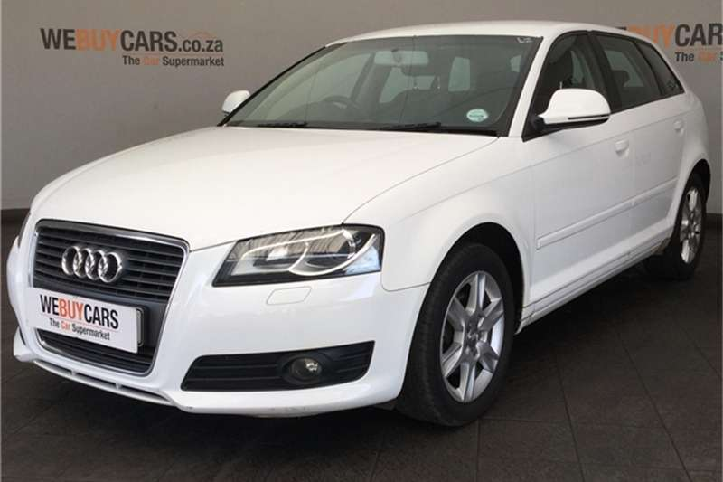2010 Audi A3 Sportback 1.9TDI Attraction