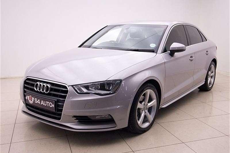 Audi A3 sedan 1.4T SE auto 2015