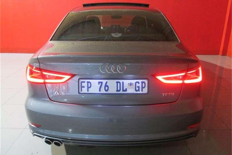 Audi A3 sedan 1.4T SE auto 2016