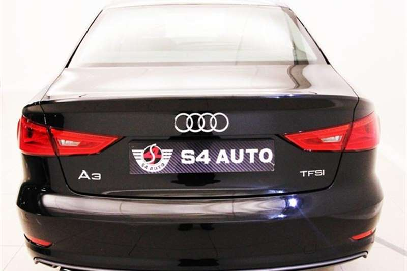 Audi A3 sedan 1.4TFSI auto 2016