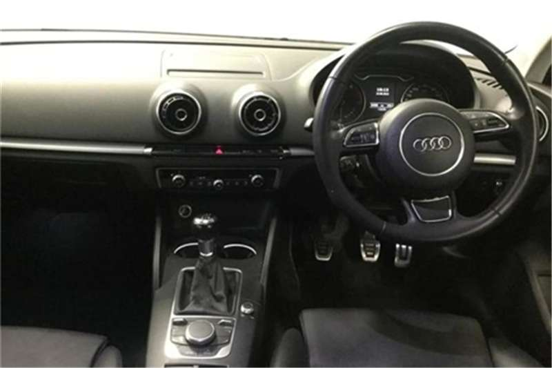 Audi A3 sedan 1.8T SE 2014