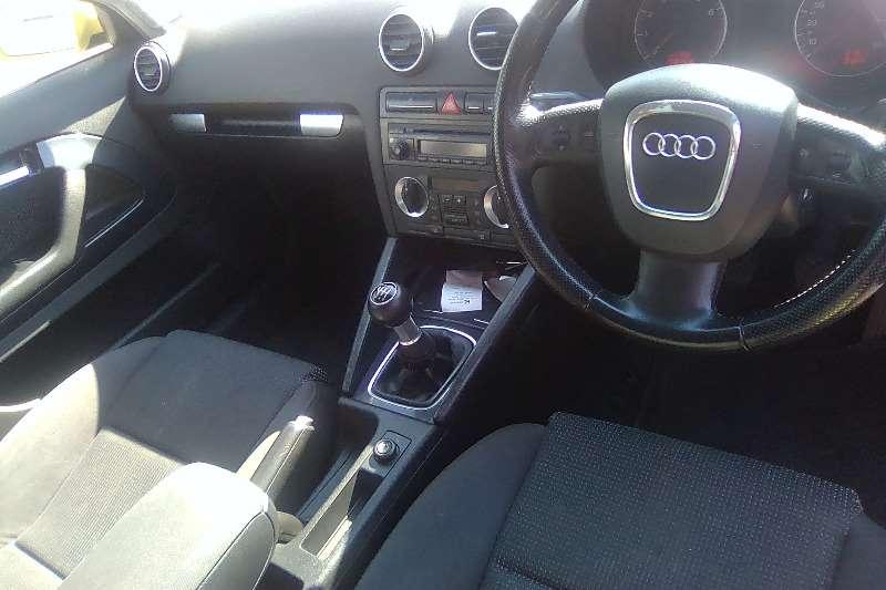 Audi A3 sedan 2.0TFSI 2007