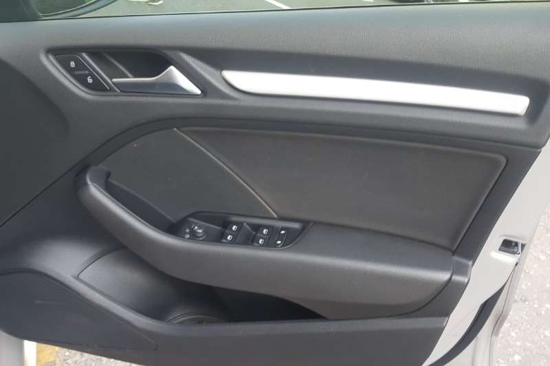Audi A3 sedan 2.0TFSI S line auto 2014