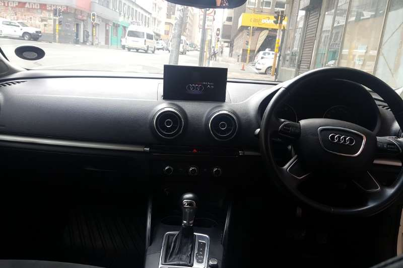 Audi A3 Sportback 1.0TFSI auto 2013