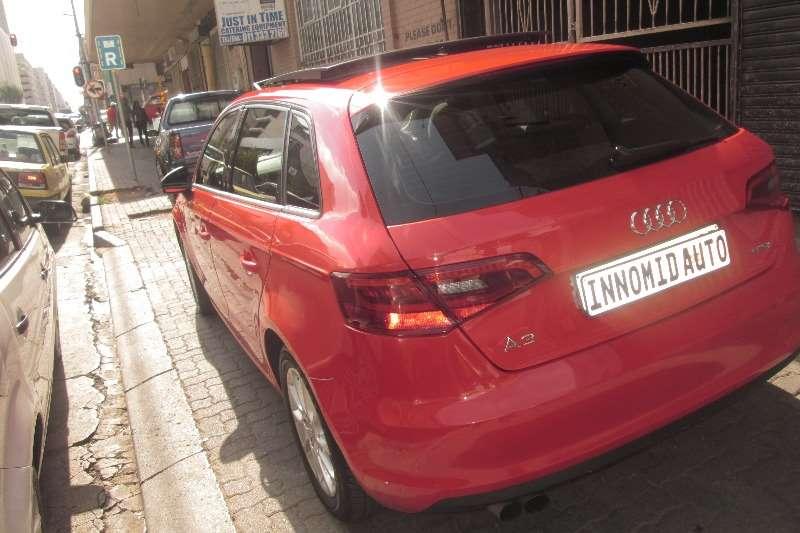 Audi A3 Sportback 1.0TFSI S line 2016