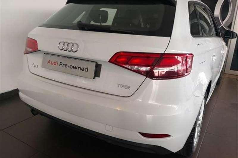 Audi A3 Sportback 1.0TFSI S Line Auto 2017