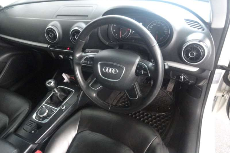 Audi A3 Sportback 1.4TFSI 2013