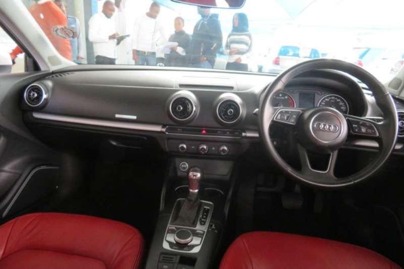 Audi A3 Sportback 1.4TFSI S line auto 2016
