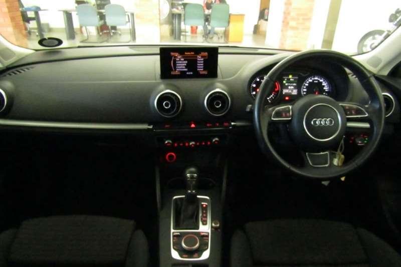 Audi A3 Sportback 1.8T SE auto 2014