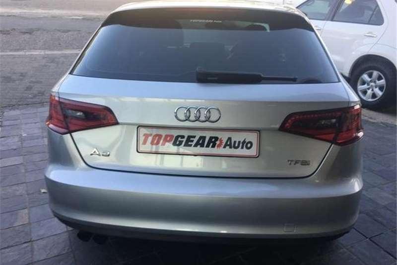 Audi A3 Sportback 1.8TFSI SE Auto 2013