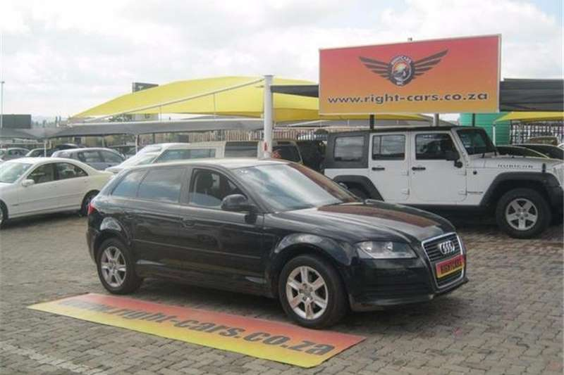 2010 Audi A3 Sportback 1.9TDI Attraction Cars for sale in Gauteng ... 2a1fe84e2cf